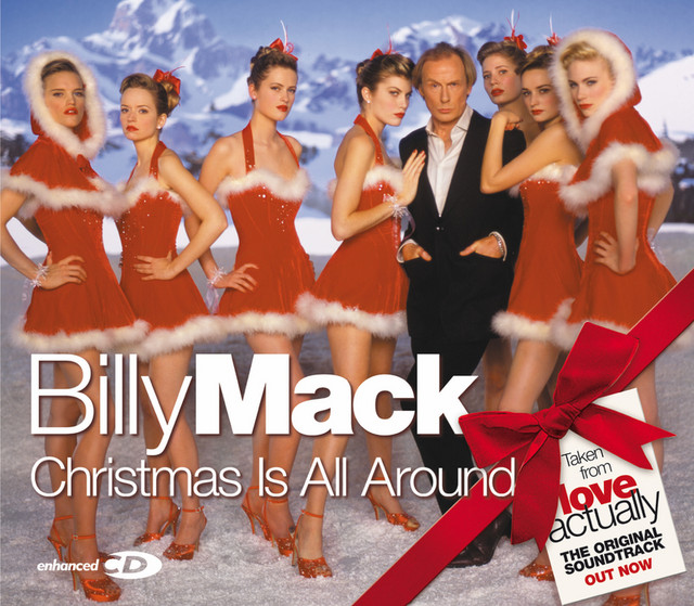 Christmas Is All Around Lyrics