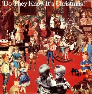 Do They Know It's Christmas Lyrics