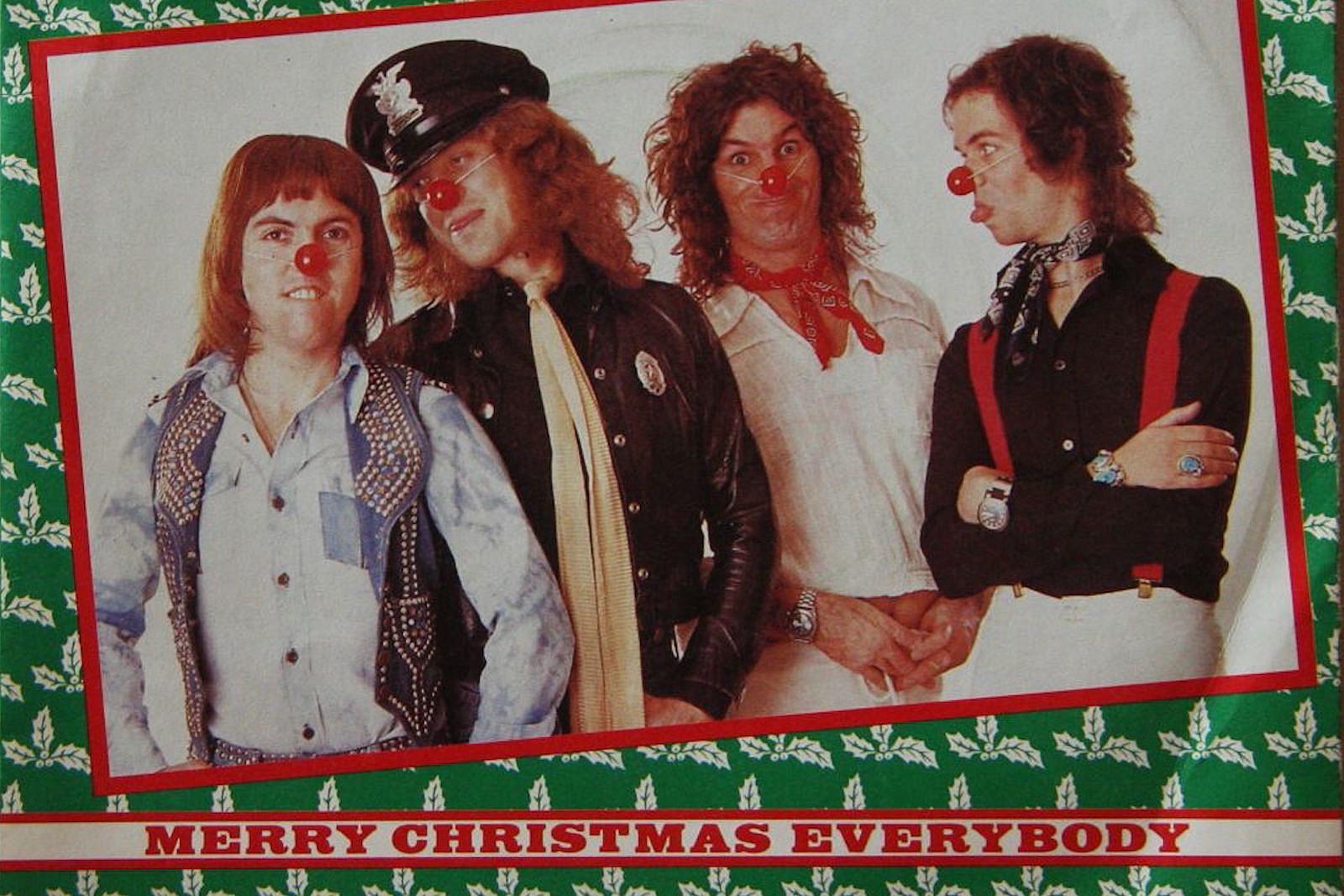 Merry Christmas Everybody Lyrics